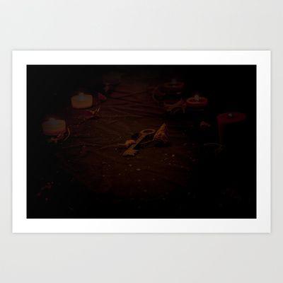 waiting for you Art Print by Oscar Tello Muñoz - $19.00
