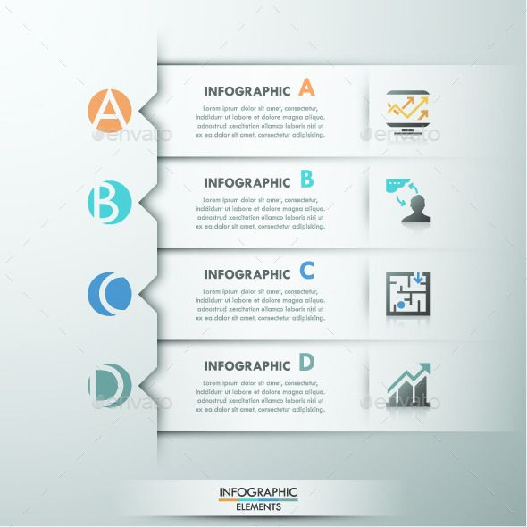 1558 best Infographic Template images on Pinterest Infographic - white paper template
