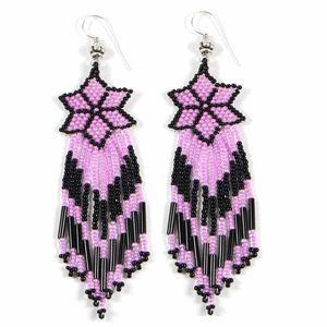 ojibwe beadwork patterns   This picture is an example of beaded jewelry, in this case, more ...