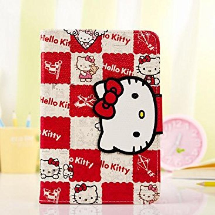 iPad Air 2 Case, Phenix-Color Hello Kitty Design Premium Flip Stand PU Leather Hard Case for Apple iPad Air 2 + Free Screen Protector (#3) //Price: $ & FREE Shipping //     #collectibles World of Hello Kitty https://worldofhellokitty.com/product/ipad-air-2-case-phenix-color-hello-kitty-design-premium-flip-stand-pu-leather-hard-case-for-apple-ipad-air-2-free-screen-protector-3/