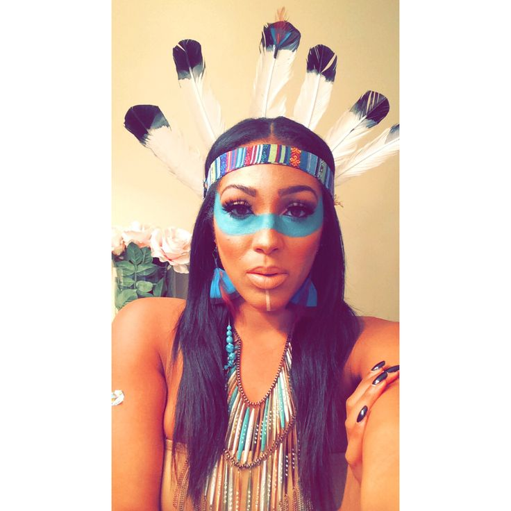 The 25+ best Native american makeup ideas on Pinterest   Native ...