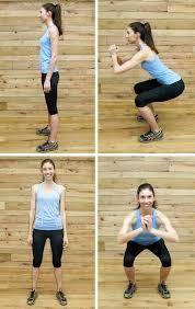 Image result for squat challenge 30 days