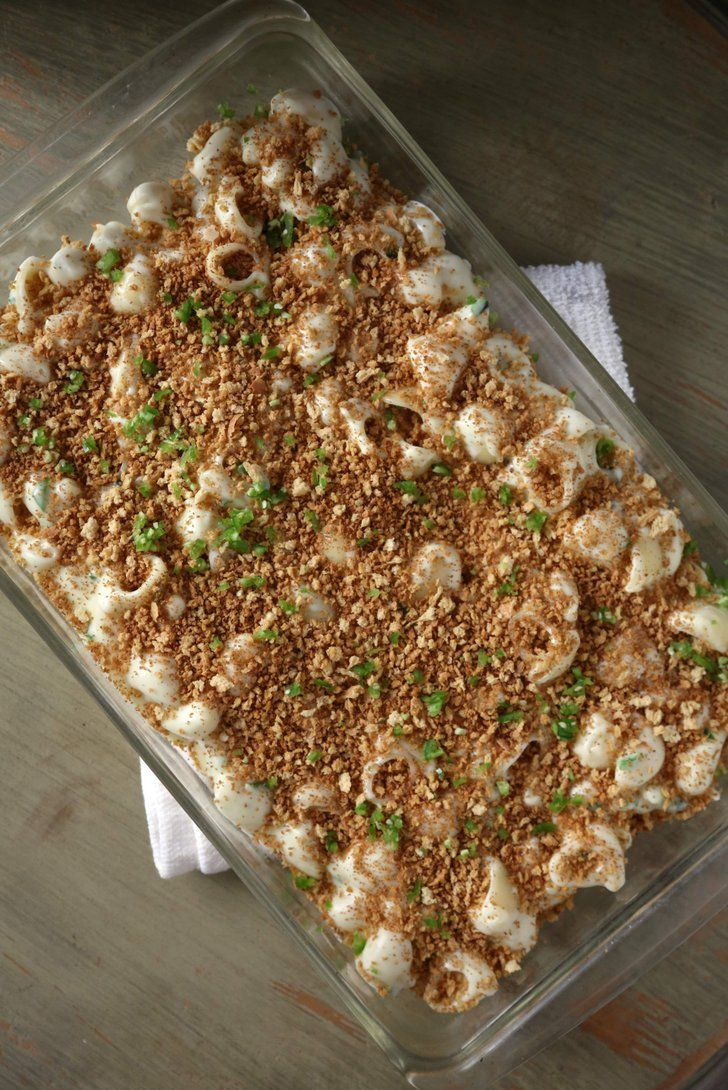 Homeroom's Jalapeño Popper Mac and Cheese Will Get You All Fired Up For Game Day