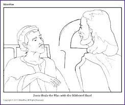 coloring pages rich young ruler - photo#22