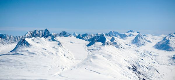 Thompson Pass Alaska