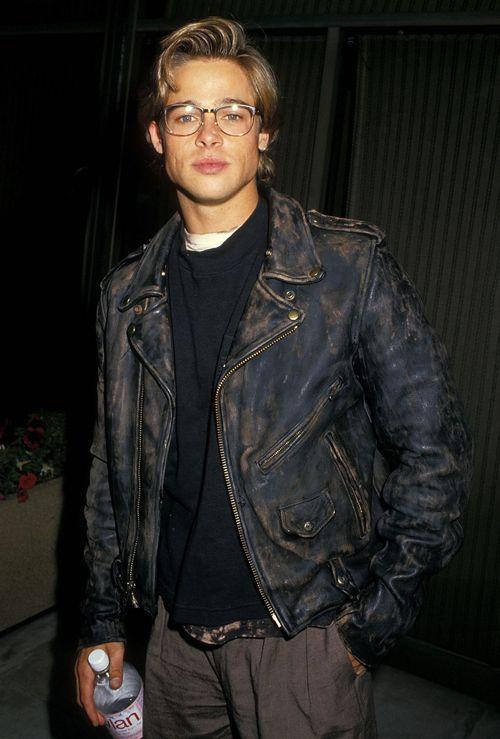 Brad Pitt, 1988