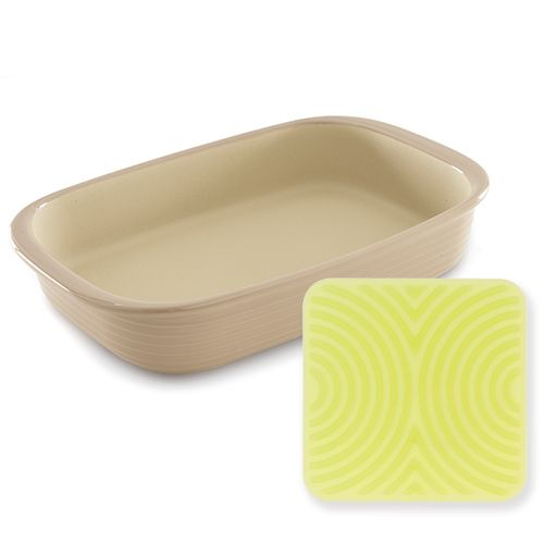 Rectangular #Baker & Hot Pad/Trivet Set - The #Pampered Chef®  www.pamperedchef.biz/mhotham  OUTLET #SALE