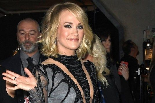 Carrie Underwood Moves to Universal Music Group
