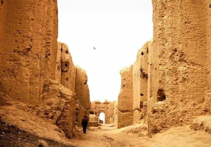 Old city Lashkargah
