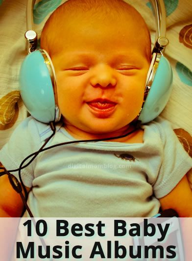 The top 10 baby music albums that you and your baby will love. These aren't the baby tunes you and I grew up on!