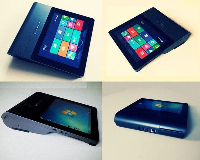 windowsXp / 7/8 OS touch screen Android OS 3G POS terminal