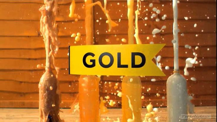 GOLD UK - New Idents / Look 2014 July