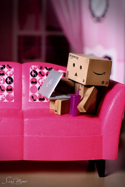 Danbo's Home by SaRa Meow  .. / @sosoMeow, via Flickr