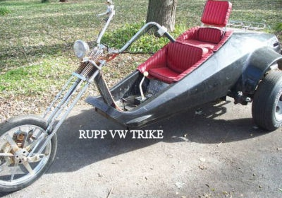 rupp vw trike motorcycles and scooters pinterest. Black Bedroom Furniture Sets. Home Design Ideas