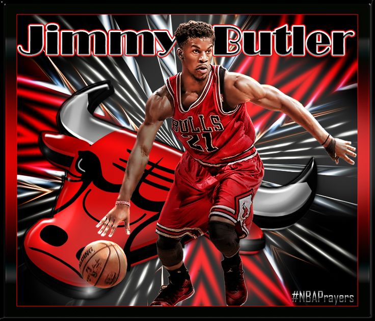 NBA Player Edit - Jimmy Butler