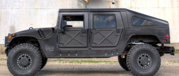Brand New Hummer H1s Still Available to U.S. Army and Chinese Civilians