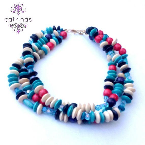 Mira este artículo en mi tienda de Etsy: https://www.etsy.com/mx/listing/494630859/accesorio-de-madera-gargantilla-collar