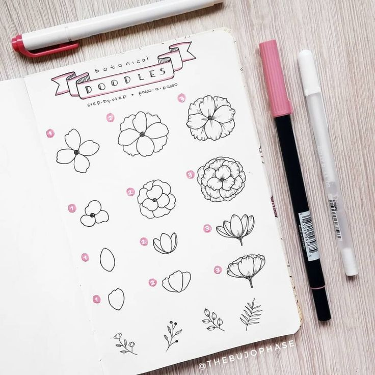 Bujo for Beginners photo by: @thebujophase on IG