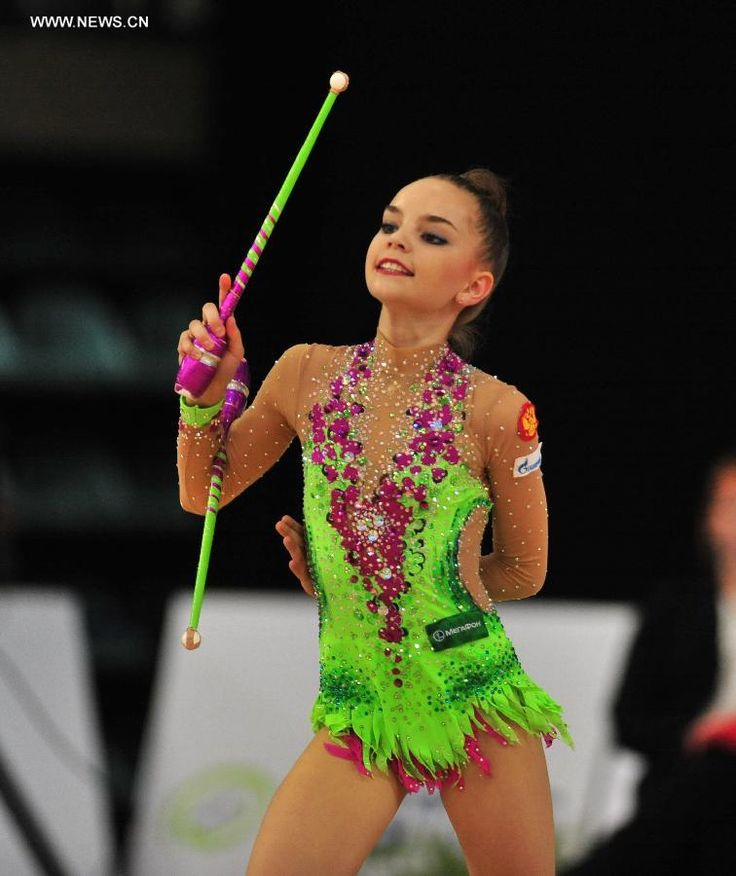 rhythmic gymnastics 2014 - Google Search