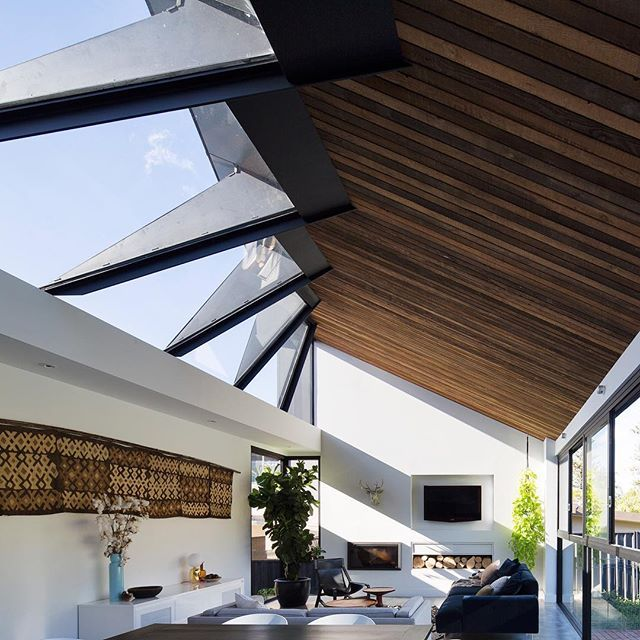 Modern Interior Roof Design: 1000+ Images About Lighting-Daylight On Pinterest