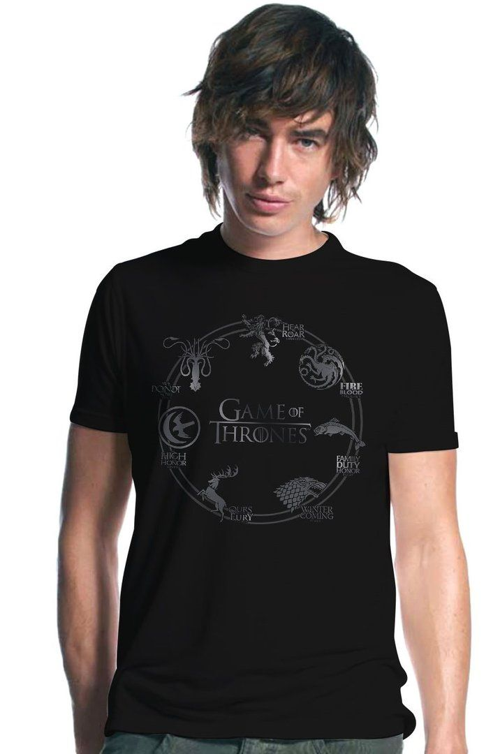 Game of Thrones - Houses Circle  |  £19.99 with FREE standard UK delivery.  |  #GameofThrones #HBO #geek