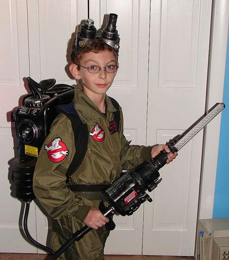 Kids Ghostbuster Costume