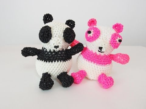 Amigurumi Loom Patterns : 201 best loomigurumi images on pinterest loom bands rainbow loom