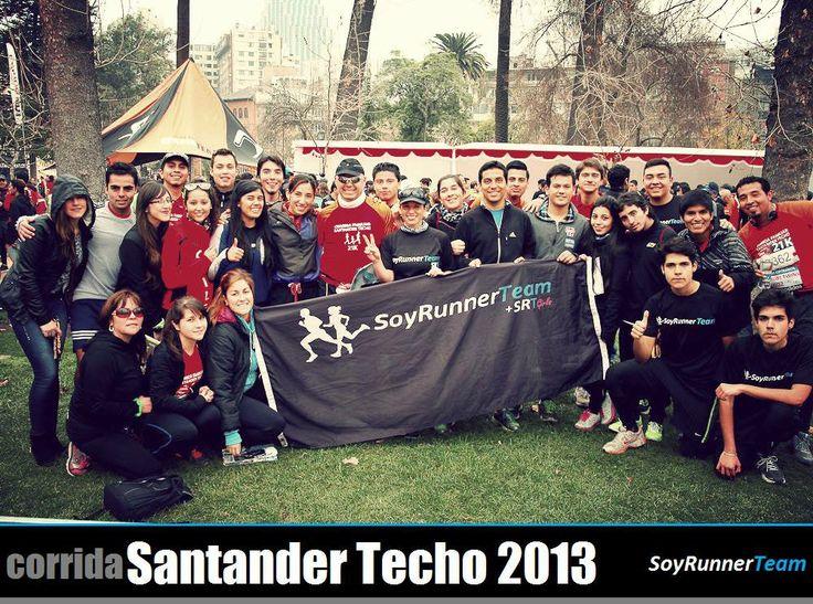 Corrida Santander Techo 2013