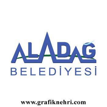 Aladağ Belediyesi Logosu Vektörel
