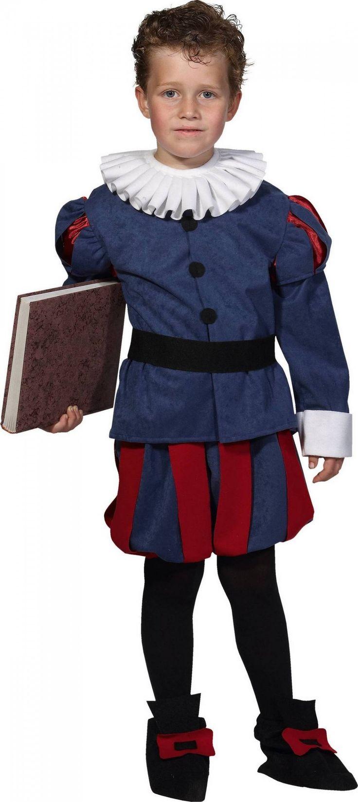 Disfraz de Cervantes para niño : Vegaoo, compra de Disfraces niños. Disponible en www.vegaoo.es