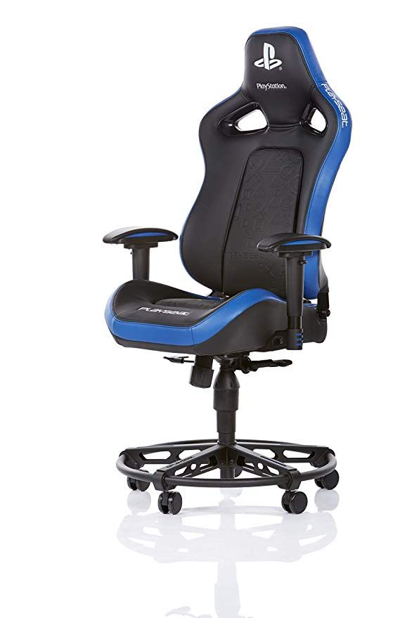 Playseat L33t Playstation Gaming Chair Licensed Playstation