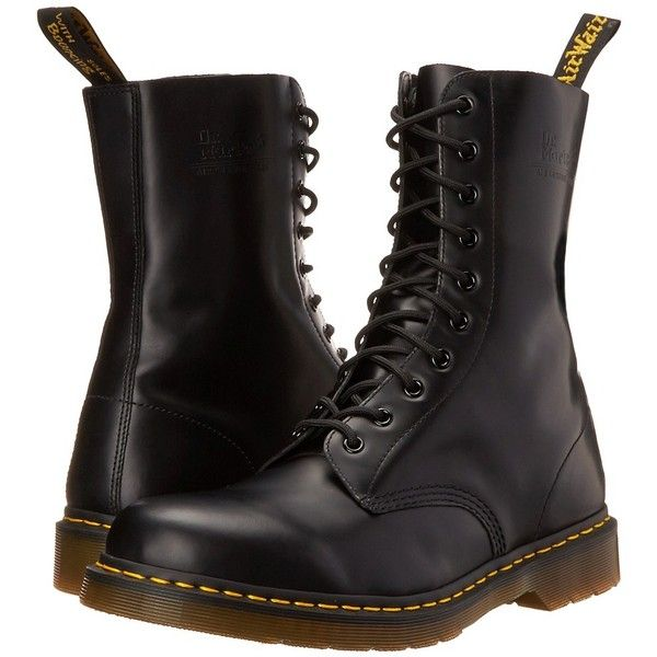 Dr. Martens 1490 Lace-up Boots found on Polyvore