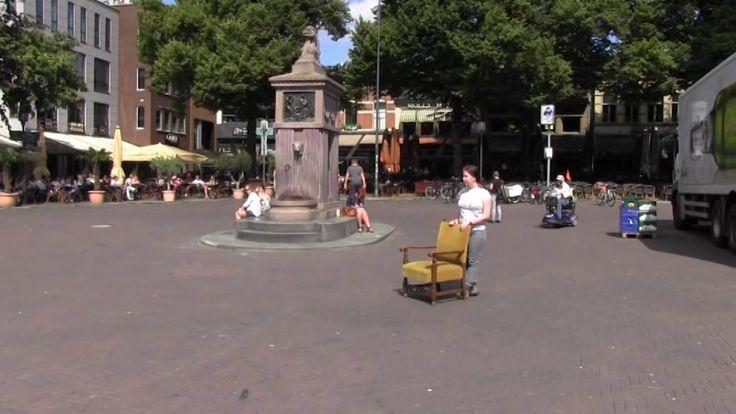 De Lege Stoel (Empty Chair) Deel 94 Contemporary Art Project