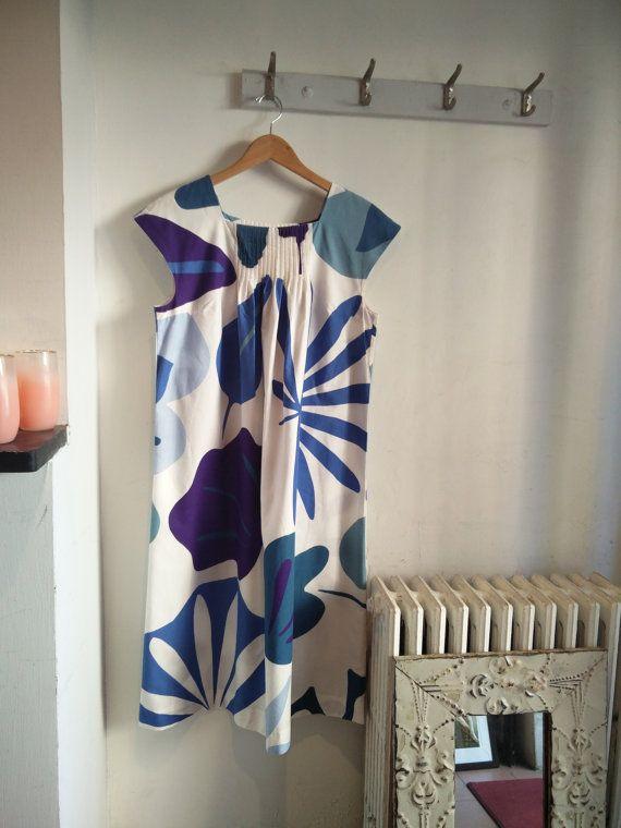 Vintage Marimekko Dress by foyervintage on Etsy