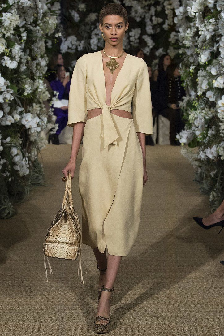 Ralph Lauren Spring-Summer 2017 // Коллекция Ralph Lauren весна-лето 2017 #fashion #clothes
