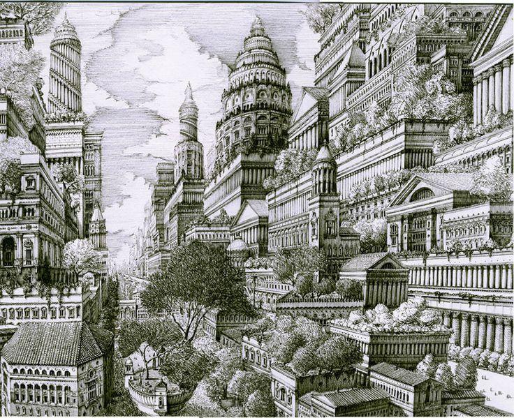 Les 122 meilleures images du tableau colorier la ville sur ...