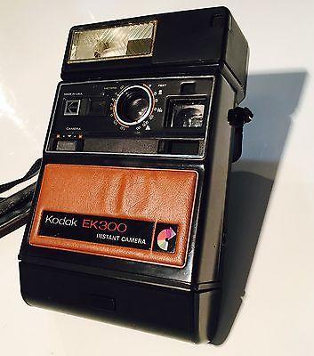 MACCHINA fotografica Istantanea Instant Camera Vintage KODAK EK300   eBay