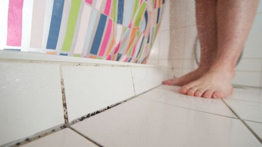 die besten 25 fliesen berstreichen ideen auf pinterest. Black Bedroom Furniture Sets. Home Design Ideas