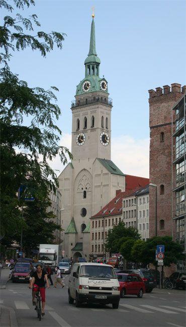 München Alter Peter