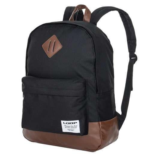 Školní batoh ESCAPE černá