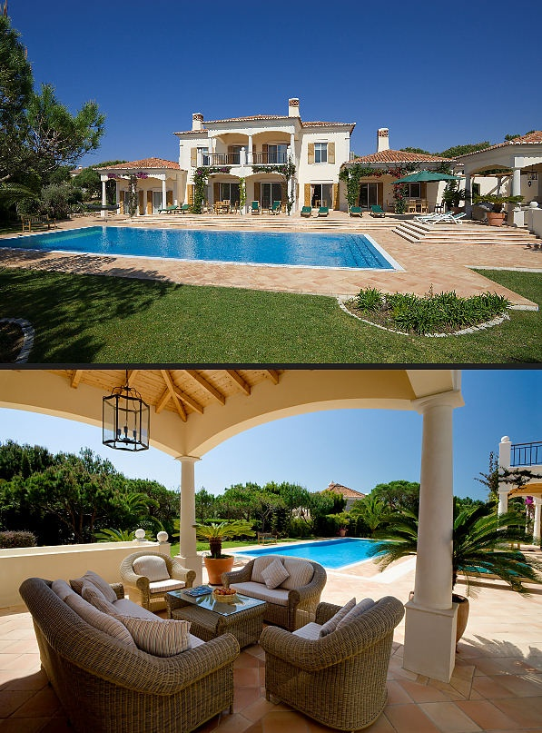 Nice villa in the Algarve | See more pictures
