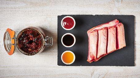 Recette Travers de porc au miel - Le Parfait