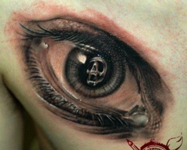 Tattoo Ideas: 3 Black and Gray Tattoos | Tattoo.com