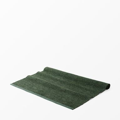 Matta Sense, 170x230 cm, mörkgrön