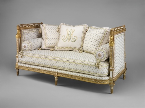 Southern Folk Artist & Antiques Dealer/Collector: Marie Antoinette and the Egyptian Revival style