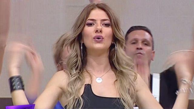 LIDIA BUBLE si AMIRA - LE-AM SPUS si FETELOR - TEO SHOW - VIDEO HD
