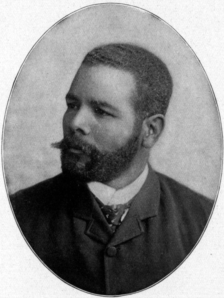 "Antonio Maceo Grajales. Afro-cuban. ""Procer de la Independencia"" Second-in-command of the Cuban Army Independence. June 14 1845- December 7 1896."