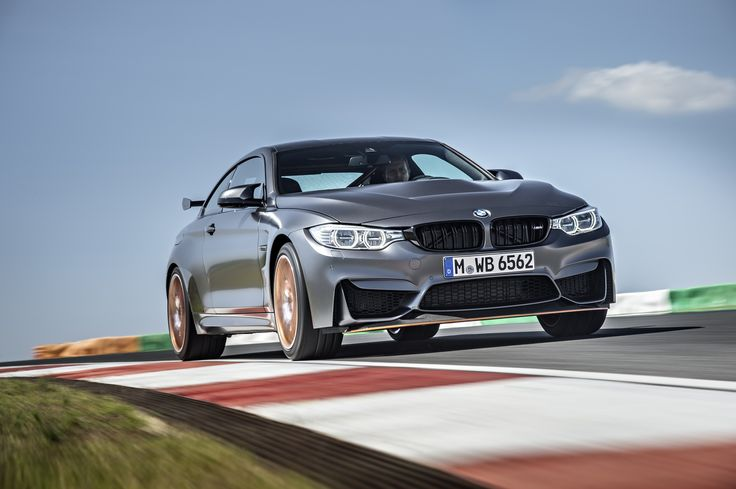 The first video footage of the 2016 BMW M4 GTS has been released, and it looks absolutely insane!