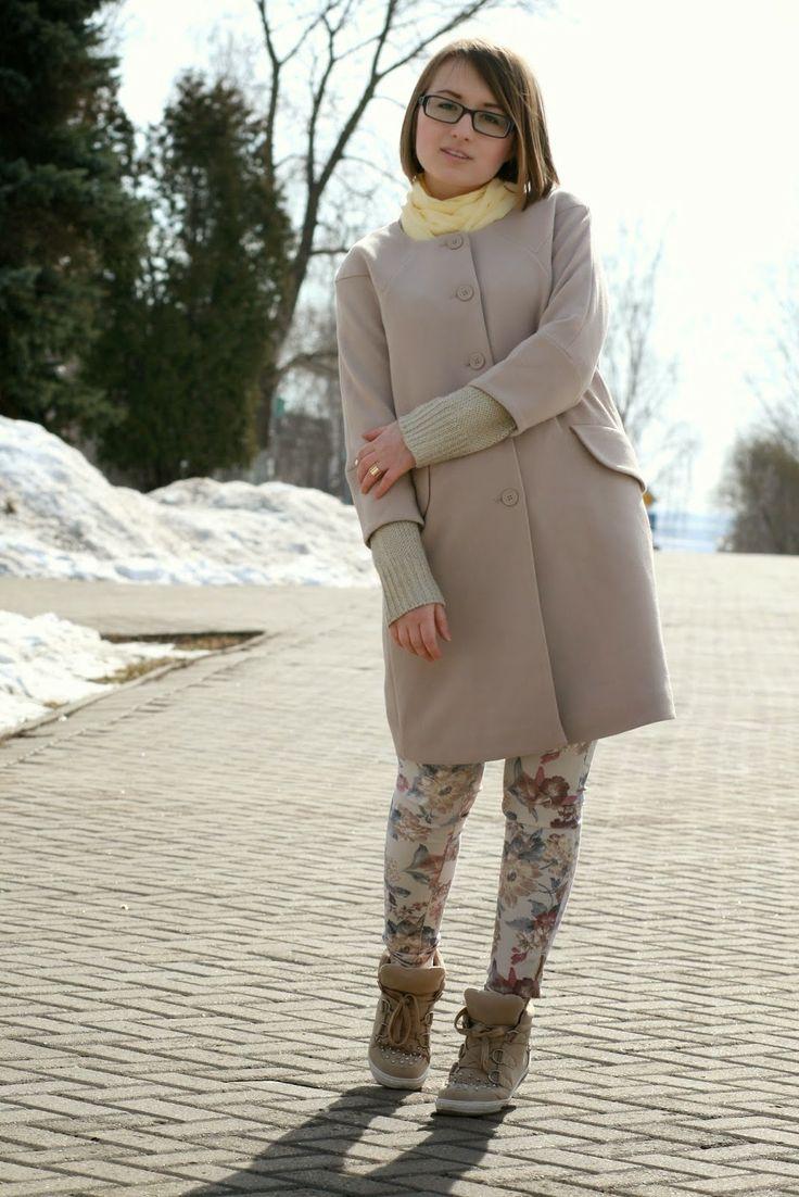 Beige coat,VKoroleva,fashion,fashion blogger