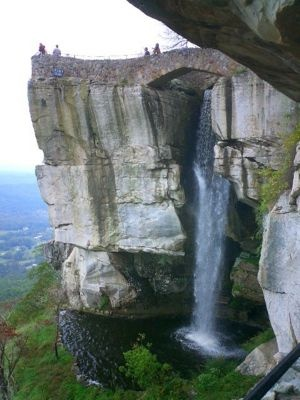 Fort Campbell KY - Only about 3 hours from THIS fabulous view in Rock City!